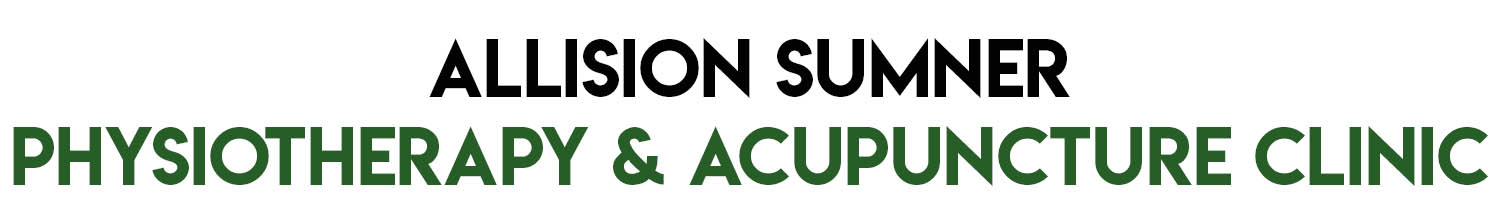 Allison Sumner Physiotherapy & Acupuncture Clinic based in Leigh